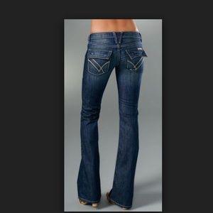 William Rast Jeans - William Rast Belle Flare Sz 31Retails $209